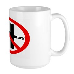No President Hillary Clinton Mug