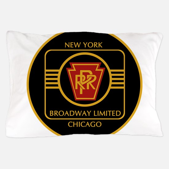 Pennsylvania Railroad, Broadway limite Pillow Case