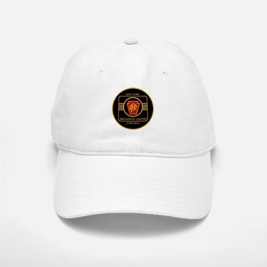 Pennsylvania Railroad, Broadway limited Baseball Baseball Cap