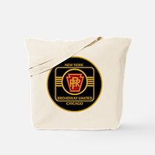 Pennsylvania Railroad, Broadway limited Tote Bag