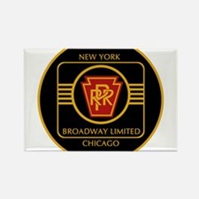 Pennsylvania Railroad, Broadway limited Magnets