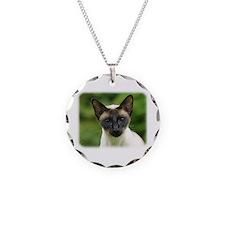 Siamese Cat 9W027D-131 Necklace