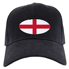 England St George's Cross Flag Baseball Hat