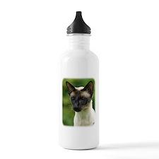 Siamese Cat 9W027D-133 Sports Water Bottle