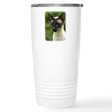 Siamese Cat 9W027D-133 Travel Mug