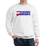 Say No To Defeatocrats Sweatshirt