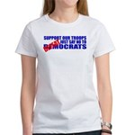 Say No To Defeatocrats Women's T-Shirt