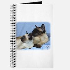 Siamese Cat 9W055D-049 Journal