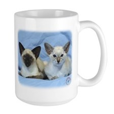 Siamese Cat 9W055D-100 Mug