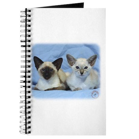 Siamese Cat 9W055D-100 Journal