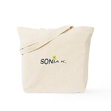 Sonia K. Tote Bag