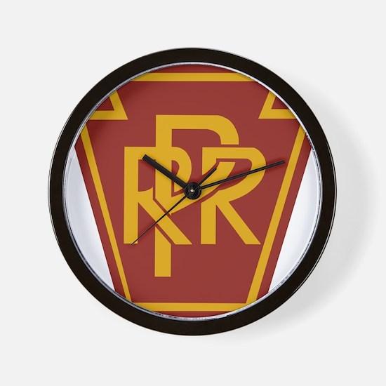 PRR 1 Wall Clock