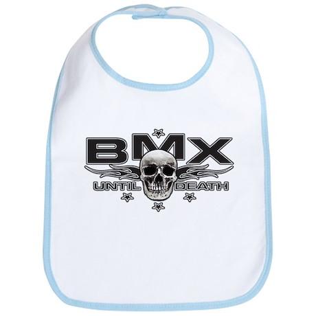 BMX until death Bib