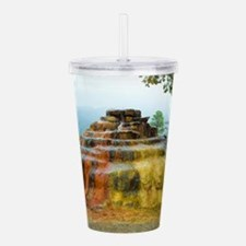 Pinkerton Hot Springs Acrylic Double-wall Tumbler