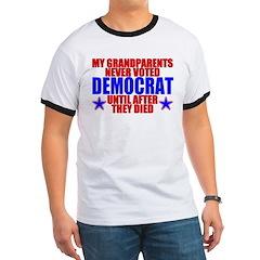 Democrat AFTER Death Ringer T