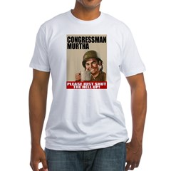 John Murtha Shut the Hell Up Shirt