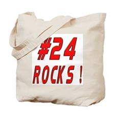 24 Rocks ! Tote Bag