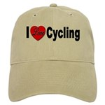 I Love Cycling Cap