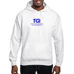 Hooded Sweatshirt/TGI Logo