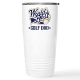 Best dad golf Travel Mugs