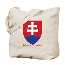 Slovak Republic Tote Bag