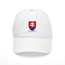 Slovak Republic Baseball Cap