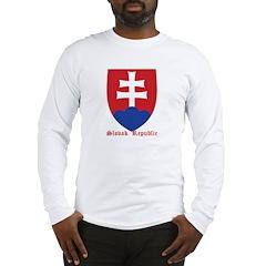 Slovak Republic Long Sleeve T-Shirt