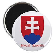 Slovak Republic Magnet