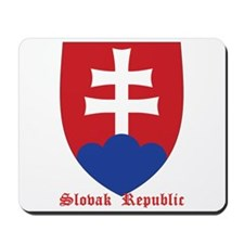 Slovak Republic Mousepad