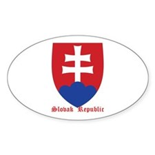 Slovak Republic Decal