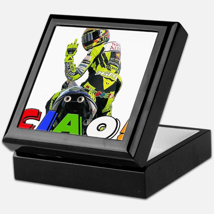 VR Finger Keepsake Box