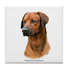 Rhodesian Ridgeback 9Y338D-039 Tile Coaster
