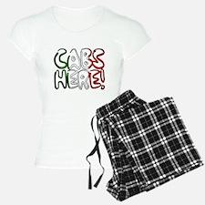 CABS HERE 1 Pajamas