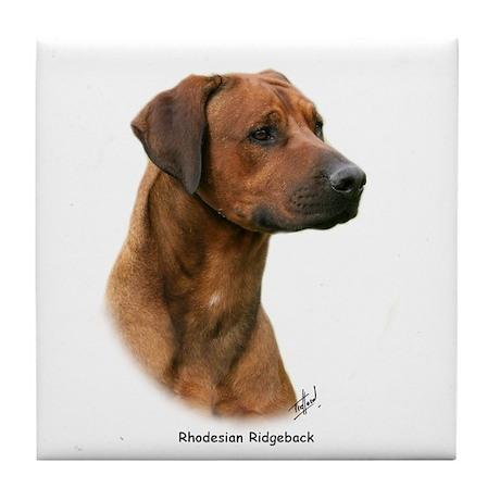 Rhodesian Ridgeback 9Y338D-044 Tile Coaster