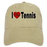 I Love Tennis Cap