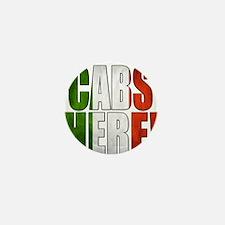 CABS HERE 2 Mini Button