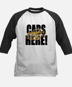 CABS HERE 3 Tee