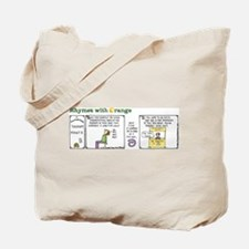 Therapy Minute Tote Bag