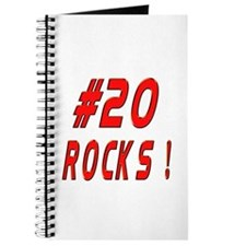 20 Rocks ! Journal