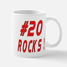 20 Rocks ! Mug