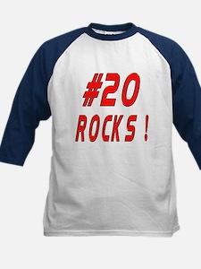 20 Rocks ! Tee
