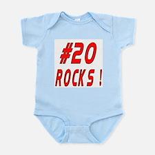 20 Rocks ! Infant Creeper