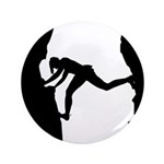"Bouldering Rock Climber 3.5"" Button (100 Pk)"