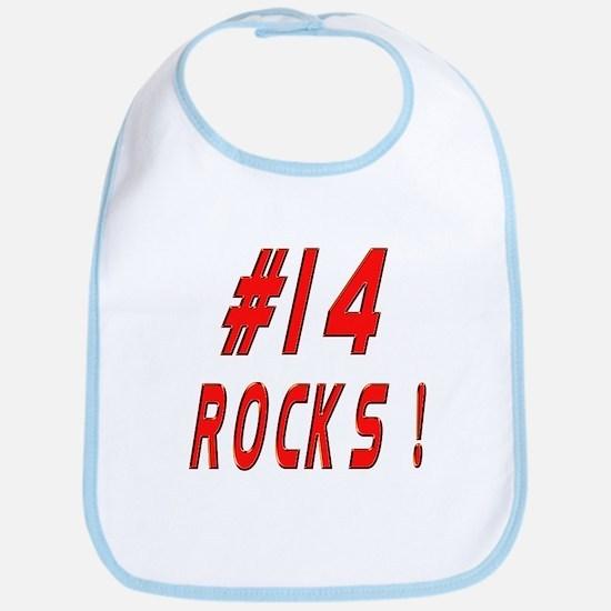 14 Rocks ! Bib