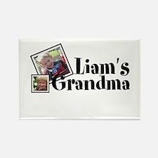Customizable Name Grandma Rectangle Magnet