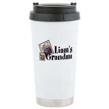 Customizable Name Grandma Travel Mug