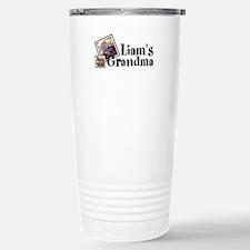 Customizable Name Grandma Travel Mug