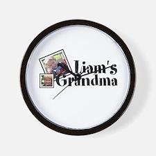 Customizable Name Grandma Wall Clock