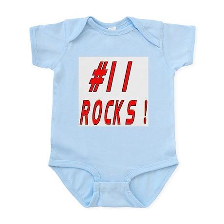 11 Rocks ! Infant Creeper