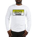 I'm A Cutie NJ Vanity Plate Long Sleeve T-Shirt